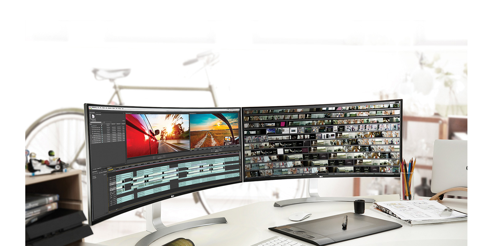 LG Takes MMOHuts to Next Level Editing Quality
