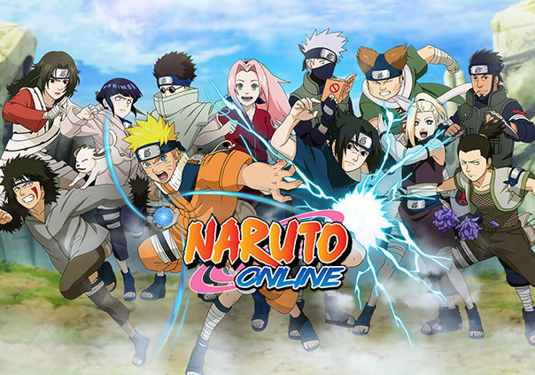 Naruto Online Game Banner