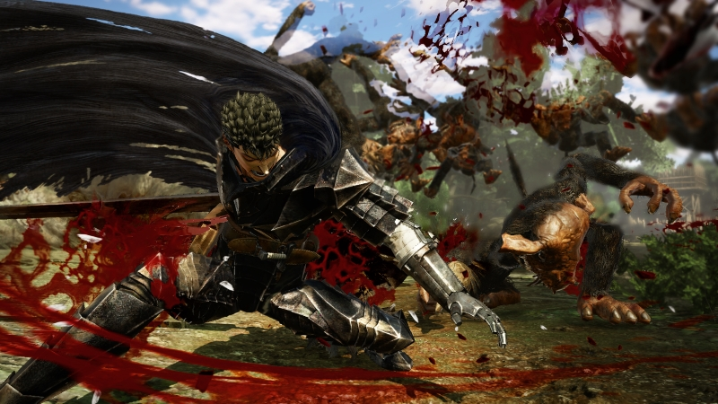 Koei Tecmo America Confirms Berserk (working title) Coming West
