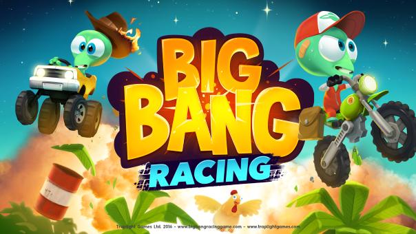 Big Bang Racing Launches Globally Today