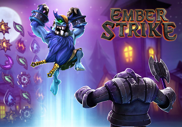 Ember Strike Game Profile Banner