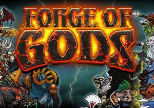Forge of Gods Game Banner
