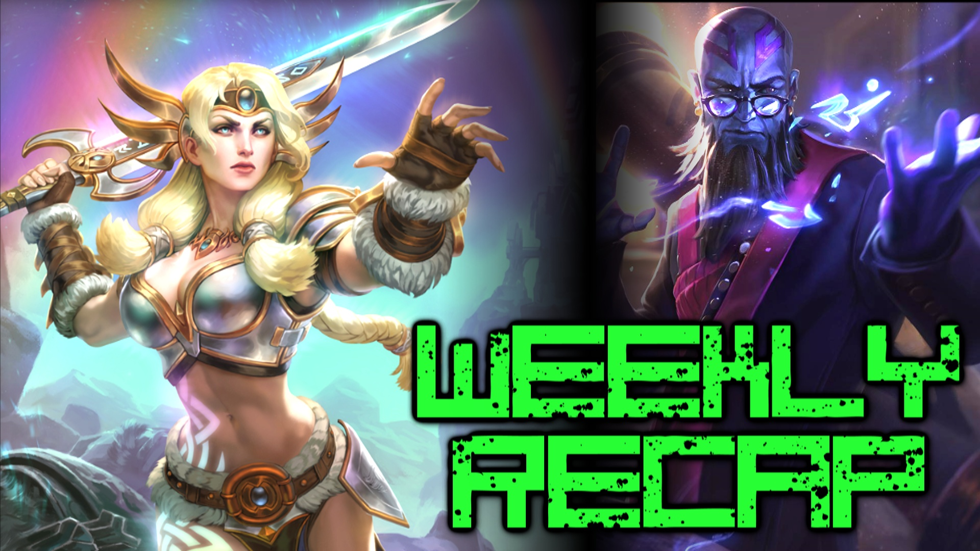 Weekly Recap #299 July 18th - DFO, Twin Saga, League & More!