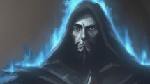 World of Warcraft Harbingers: Khadgar