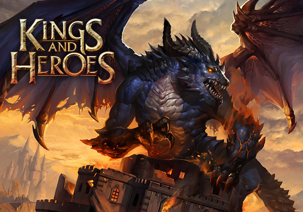 Kings and Heroes Game Banner