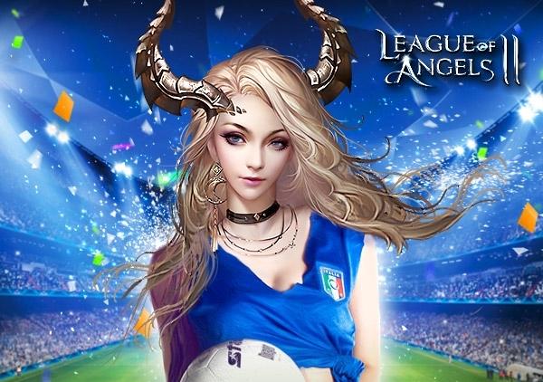 League of angels angels list