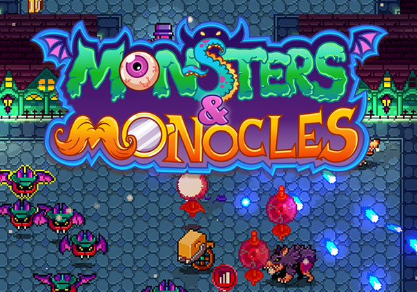 Monsters And Monocles Game Profile Banner