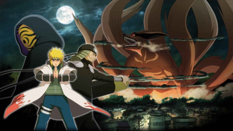 Naruto Online Arrives July 20