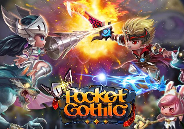 Pocket Gothic Game Profile Banner