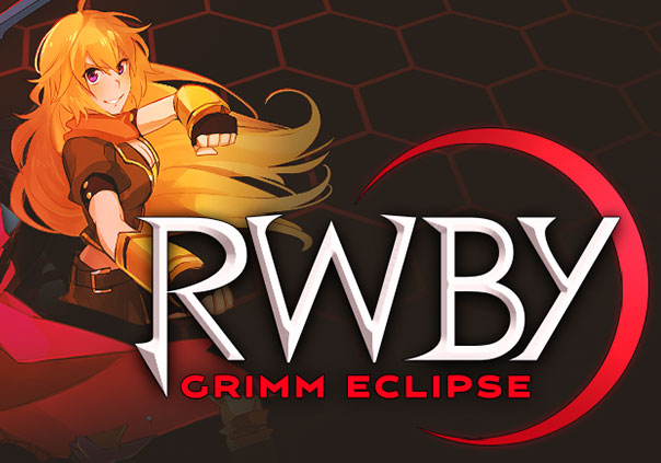 RWBY Grimm Eclipse Game Banner