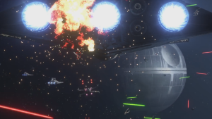 Star Wars Battlefront Death Star Teaser Trailer