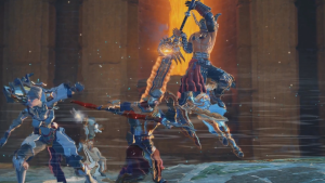 Skyforge Battle of Equals Trailer