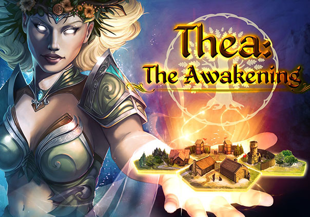 Thea Game Profile Banner
