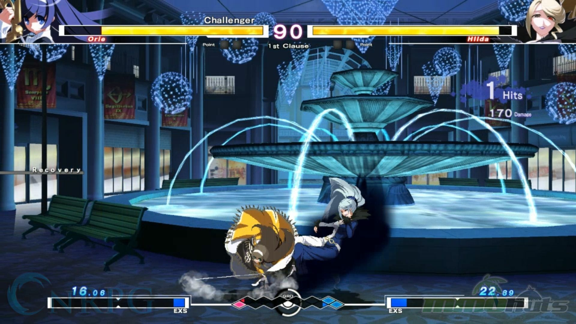 Under Night In-Birth Exe:Late PC Port Review