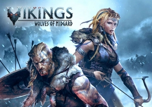 Vikings Wolves of Midgard Game Banner