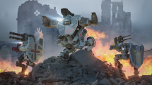 Walking War Robots The Knights of Camelot Developer Diaries
