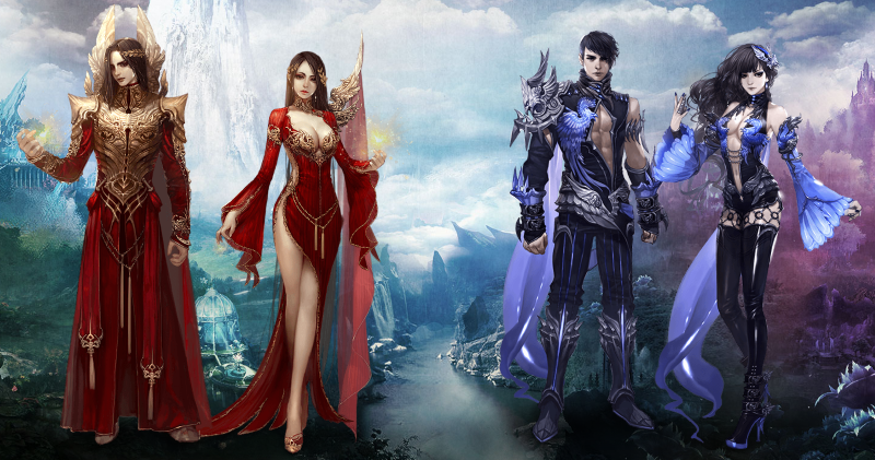 Aion Echoes of Eternity Expansion Now Live
