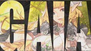 Dungeon Fighter Online Gaia (Knight Second Awakening)