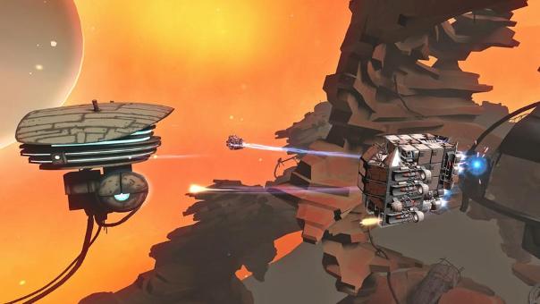 Galactic Junk League Open Alpha Begins