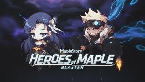 Heroes of Maple Blaster Trailer
