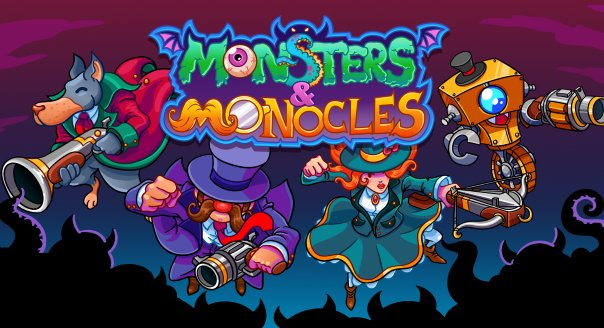 Monsters and Monocles Announces Steam Early Access Date