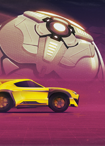 Rocket League Goes Old-School With New Vinyl Soundtrack Collection