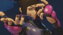 Street Fighter V Juri Reveal Trailer