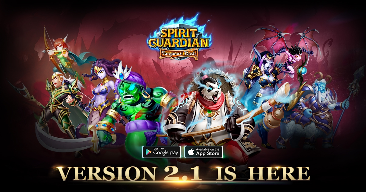 Spirit Guardian Version 2.1.1 Released