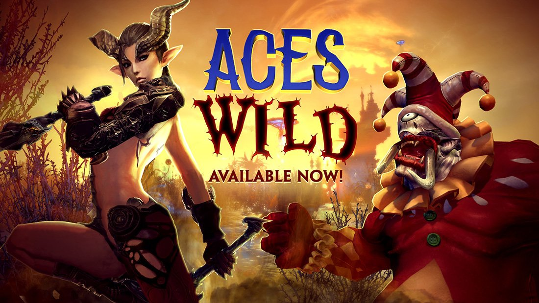 TERA Aces Wild Update now live