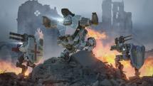Walking War Robots The Knights of Camelot Developer Diaries