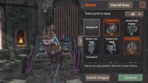 War Dragons Armor Preview