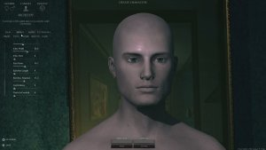 Dogma: Eternal Night Male Character Creation Preview