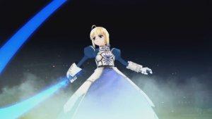 Mabinogi Fate/stay night [Unlimited Blade Works] Trailer