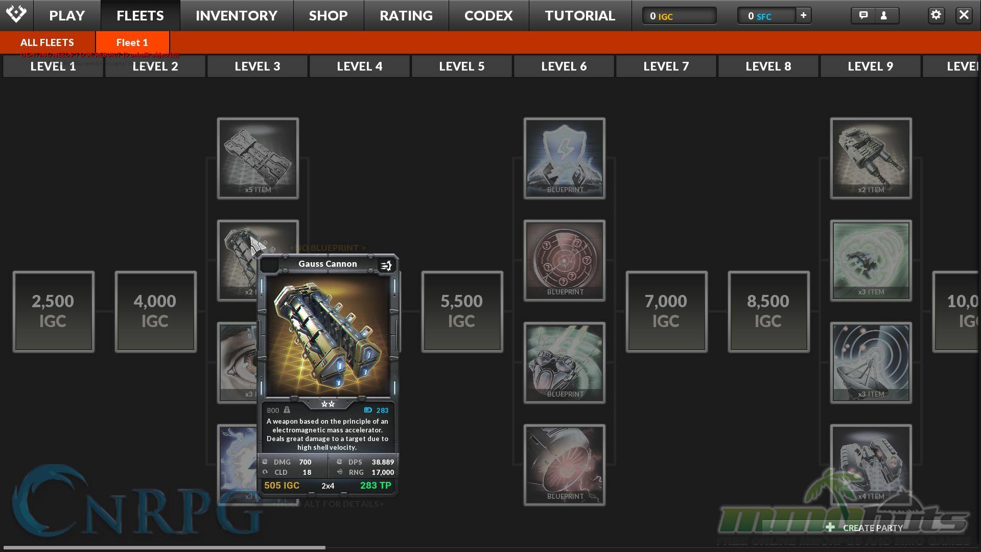 Starfall Tactics Pre-Alpha Preview Impressions