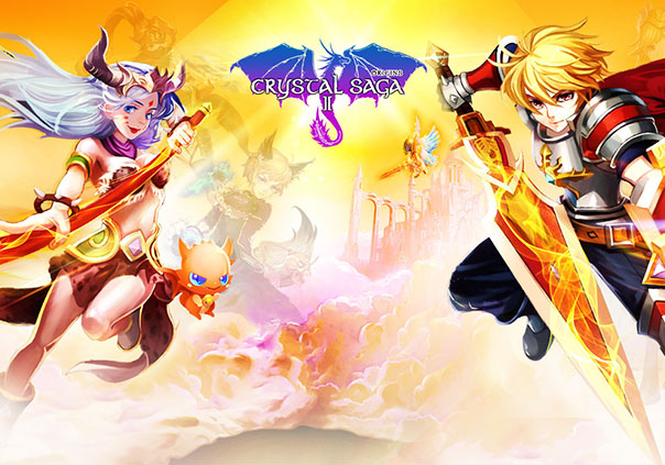 Crystal Saga II Game Profile