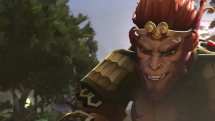 Dota 2 Monkey King Teaser