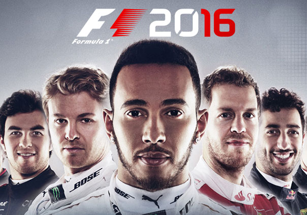 F1 2016 Game Profile Banner
