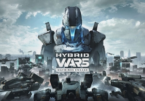 Hybrid Wars Game Profile Banner
