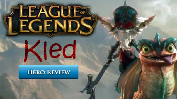 LoL Kled MMOHuts