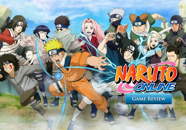 Naruto Online Review | MMOHuts