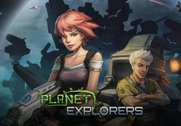 Planet Explorers Game Profile Banner