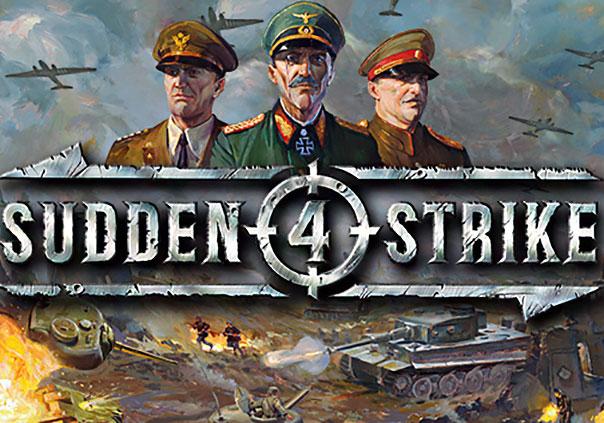 Sudden Strike 4 Game Profile Banner