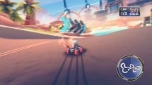 The Karters Gameplay Trailer (Gamescom 2016)
