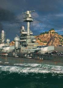 World of Warships Welcomes German Battleships