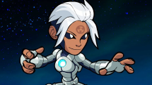 Brawlhalla Val Legend Reveal
