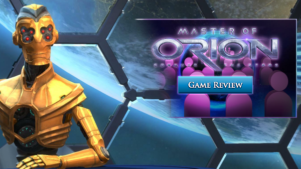 Master of Orion Launch Review