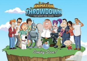 Animation Throwdown Game Profile Banner