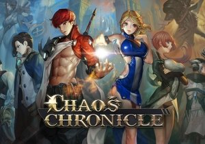 Chaos Chronicle Game Profile Banner
