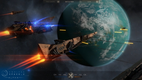 Endless Space 2 Steam Early Access this September