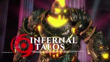 Gods of Rome Infernal Talos Spotlight